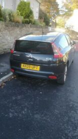 Hi I have a citreon C4 coupé 09 plate excellent condition in black 2.0 hdi.