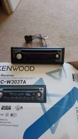 Kenwood CD-Receiver KDC-W3037A