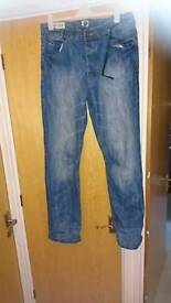 Mens crafted jeans 32/32