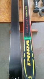 Carver vectris volkl skis