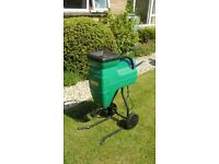 2100 watt Garden shredder for sale.
