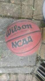 Wilson NCAA basket ball ball