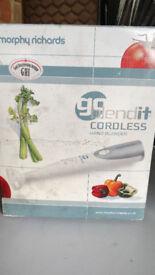 Cordless Hand Blender