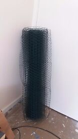 CHICKEN WIRE MESH FOR SALE - ABOUT 19 METERS!!