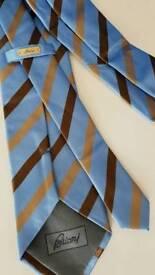 Brioni men's silk tie