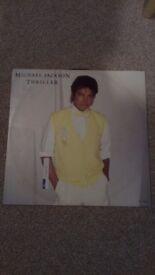 "Michael Jackson ""Triller"" TA 3643 (VINYL)"
