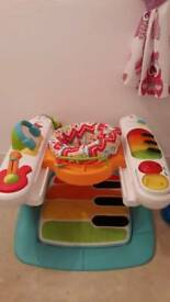 Fisher price 4 in 1 step ' n play piano