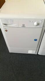 Indesit IDC8T3 8kg Condenser Dryer