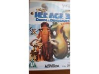 Nintendo Wii Ice Age 3 - Dawn of the Dinosaurs