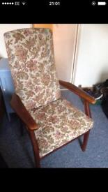 Parker Knoll chair!