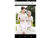 Ian Stuart Mother of the Bride Outfit