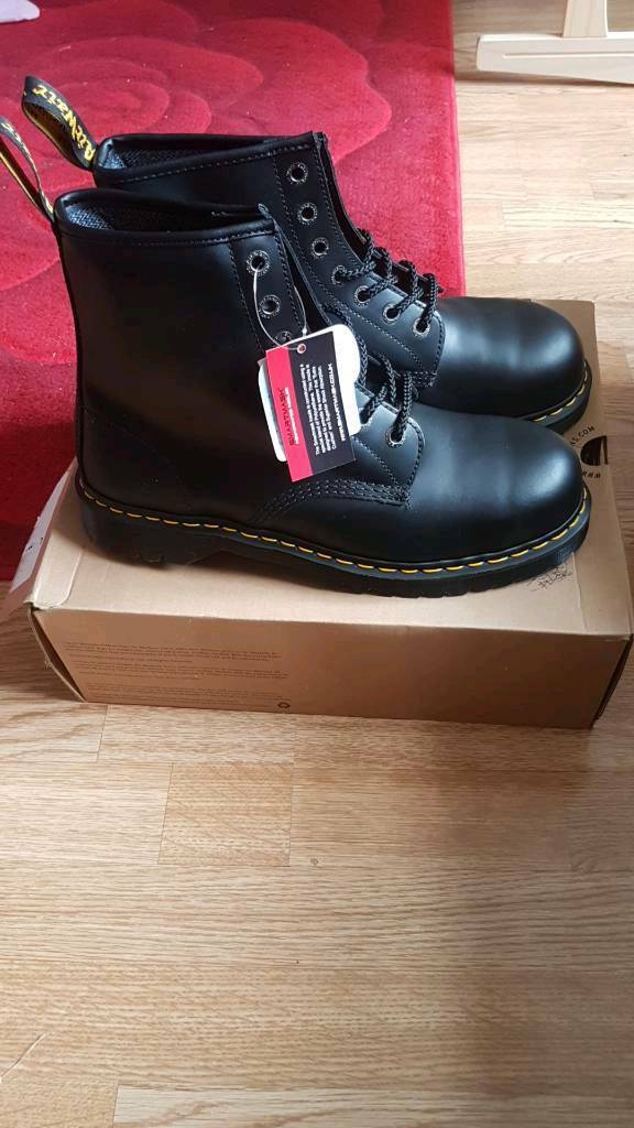 Brand new Dr martens safety boots size 12