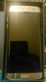 Gold samsung galaxy S7 EDGE 32gb Unlocked