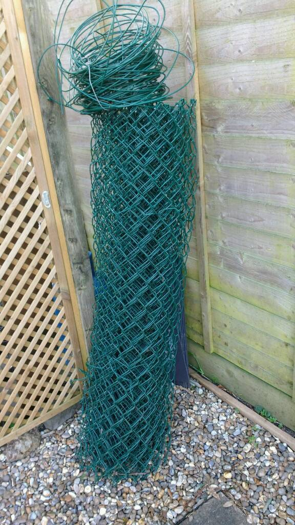 Green pvc coated steel wire mesh fencing. | in Speedwell, Bristol ...