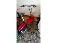 petrol go ped scooter 60 ono