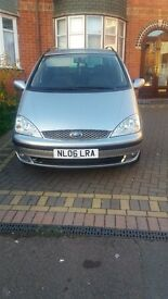 ford galaxy 1.9 TDI, Auto, 12 months MOT Good condition £1500 fix price