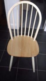 Chair X2 £5 each