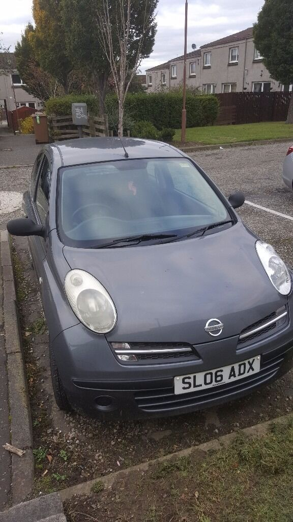 Nisan Micra 06 for sale