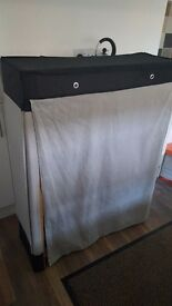 Canvas Shoe Rack for sale- Must go asap!