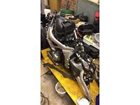 Yamaha yzf r6 engine 5eb