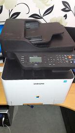 Samsung CLX-4195FN A4 Colour Multifunction Laser Printer