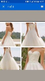 Mori Lee Wedding dress.