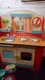 Childs play kitchen