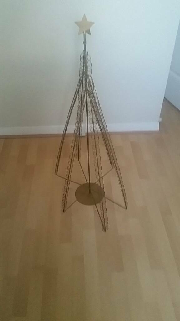 christmas card holder free standing from next in kirkcaldy fife