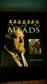 All Blacks legend Colin Meads hand signed autobiography 1st edition RARE!!