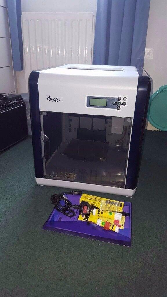Brand new never used 3d printer