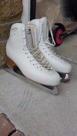 Edea Overture Ladies Ice Skates size 7.5