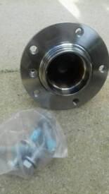 Bmw series 1 front wheel hub new