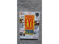 Private Eye Annual 2016