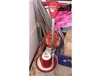 INDUSTRIAL Floor Polisher Buffer Scrubber Machine Electric Scrub Clean Buff Polish
