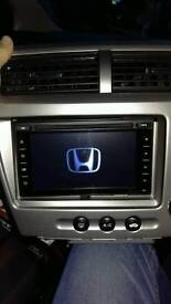 Car stereo / Wi-Fi / satnav / Android / double din