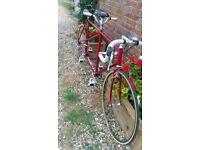 Philbrook Classic Road Racing Tandem Bike. Rare!!