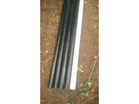 Down pipe 68mm x 1.7mm PVC tubing