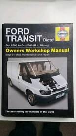 Haynes manual transit