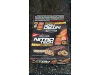 Muscletech protein bars