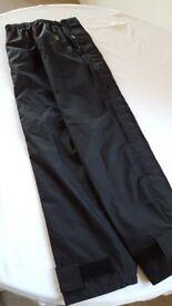 Waterproof Motorcycle Trousers - size M/L