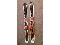 Salomon Snow Blades used twice - Excellent Condition - BARGAIN