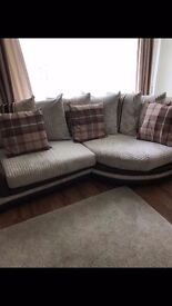really good condition dfs sofa