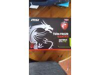 Geforce Gtx 770 twin frozr oc edition graphics card