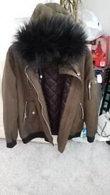 Size 20 coat like new