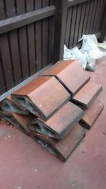 Old coping stones