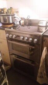 John Lewis Scott Ceran Hallogen cooker
