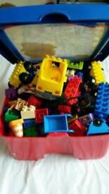 Mega bloks 250 pieces