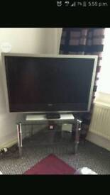 """Acoustic solutions 42"""" lcd HD tv with built in free view. Can deliver"""