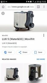 Movilfrit fryer lux 5