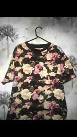 Supreme floral pocket tee tshirt